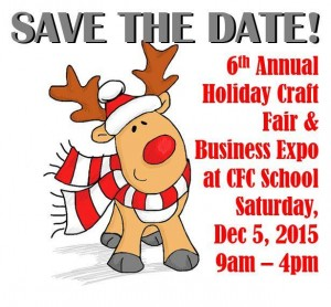 Holidy Craft Fair & Business Expo @ CFC Community School | Fountain City | Wisconsin | United States