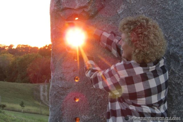 Sunset Drum Circle and Equinox Observance @ Kinstone Megalithic Garden | Fountain City | Wisconsin | United States