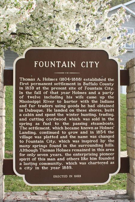 Fountain City History