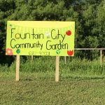 2017 Community Garden – Space Available
