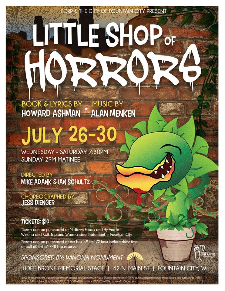 Fountain City Little Shops of Horrors
