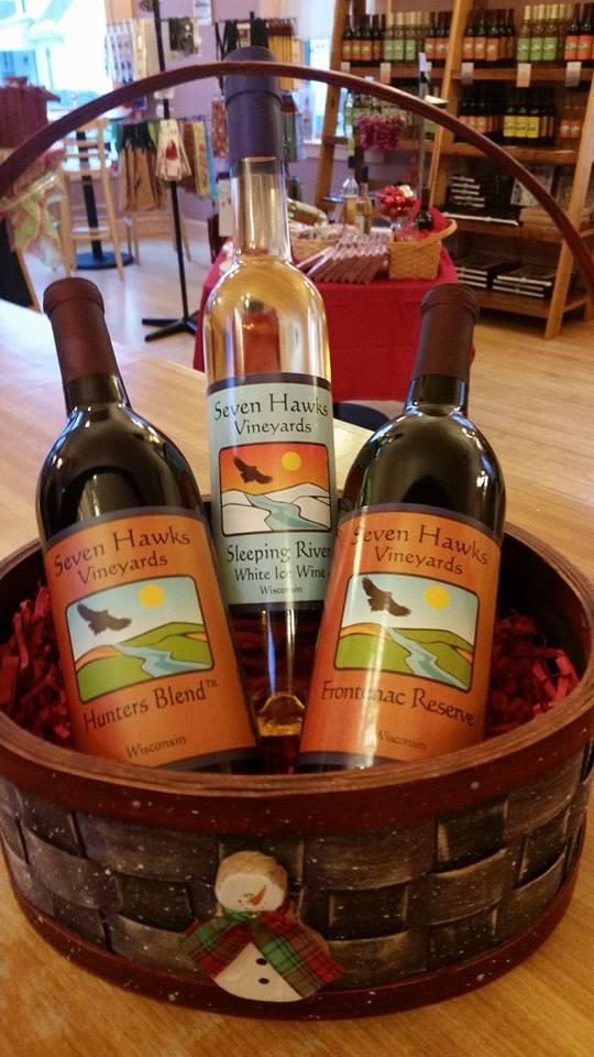 Seven Hawks Vineyards